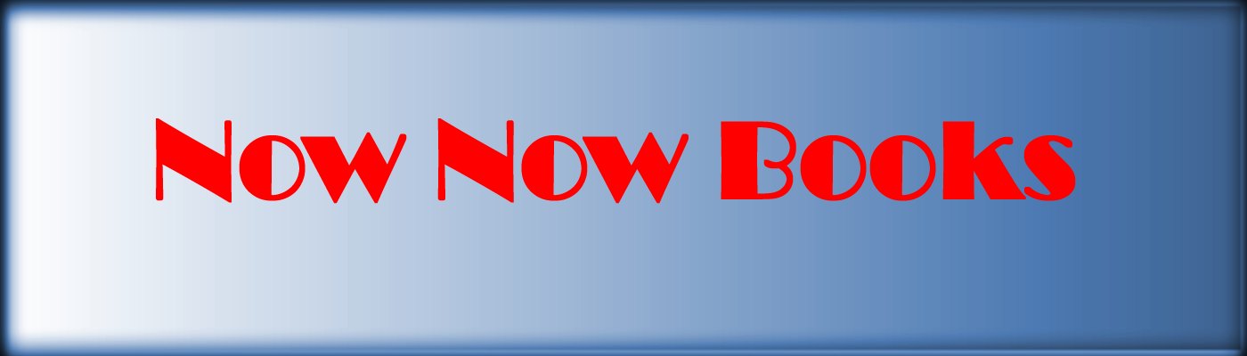 Welcome to NowNow Books