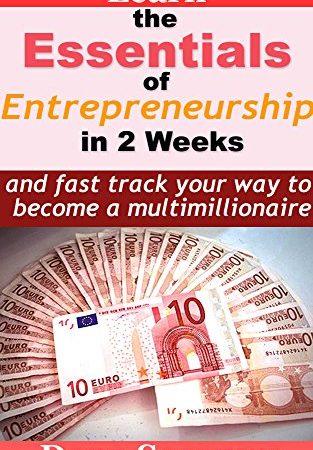 essentials of entrepreneuring dapo sosanwo
