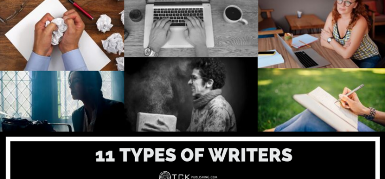 11 Types of Writers: What's Your Writing Style?