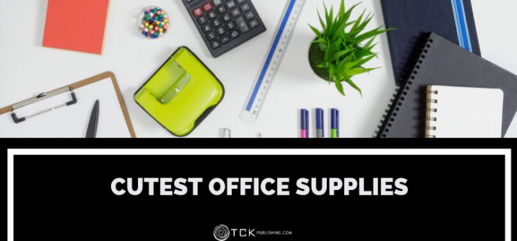 Cutest Office Supplies: 27 of the Best Tools and Accessories for Your Desk