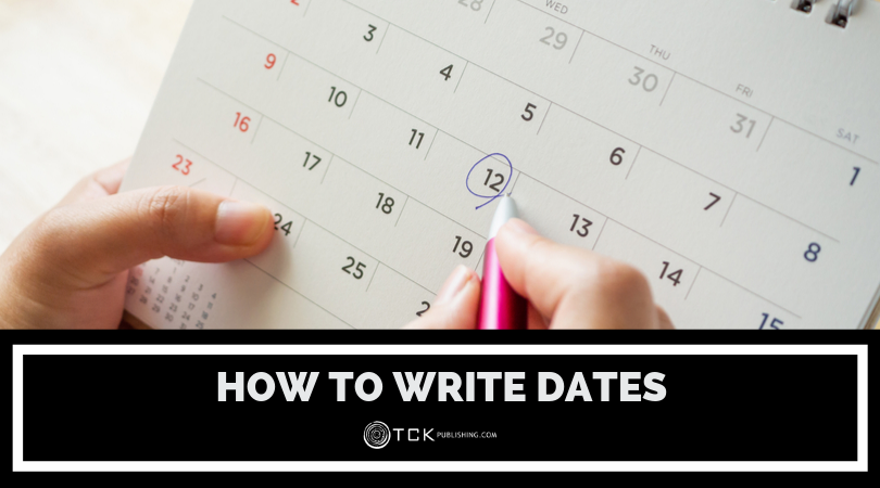 How to Write Dates: Proper Formats for Sentences and Numerals