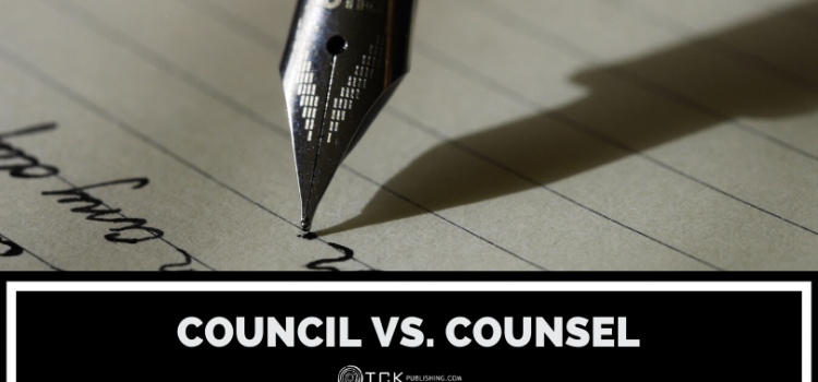 Council vs. Counsel: What's the Difference?
